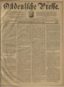 Ostdeutsche Presse. J. 23, 1899, nr 170