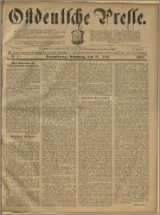 Ostdeutsche Presse. J. 23, 1899, nr 171