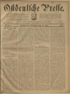 Ostdeutsche Presse. J. 23, 1899, nr 172
