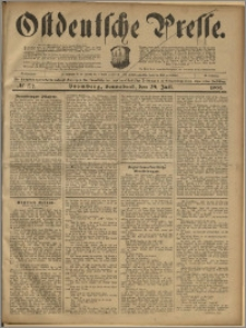 Ostdeutsche Presse. J. 23, 1899, nr 176