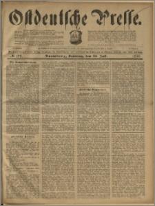 Ostdeutsche Presse. J. 23, 1899, nr 177