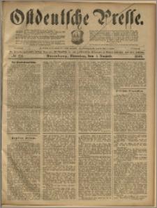 Ostdeutsche Presse. J. 23, 1899, nr 178