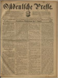 Ostdeutsche Presse. J. 23, 1899, nr 180