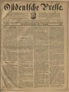 Ostdeutsche Presse. J. 23, 1899, nr 181