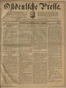 Ostdeutsche Presse. J. 23, 1899, nr 183