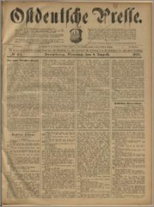 Ostdeutsche Presse. J. 23, 1899, nr 184