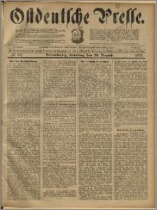 Ostdeutsche Presse. J. 23, 1899, nr 195