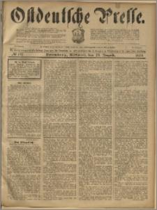 Ostdeutsche Presse. J. 23, 1899, nr 197