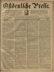 Ostdeutsche Presse. J. 23, 1899, nr 200