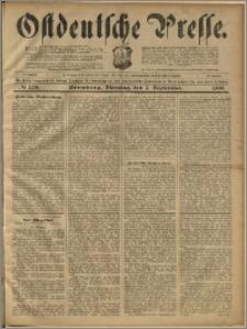 Ostdeutsche Presse. J. 23, 1899, nr 208