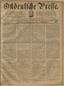 Ostdeutsche Presse. J. 23, 1899, nr 210