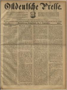 Ostdeutsche Presse. J. 23, 1899, nr 212