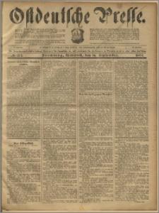 Ostdeutsche Presse. J. 23, 1899, nr 215