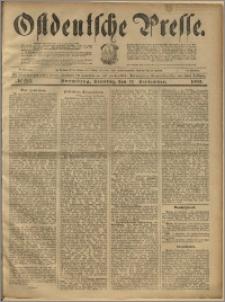 Ostdeutsche Presse. J. 23, 1899, nr 219