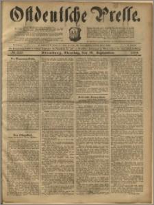 Ostdeutsche Presse. J. 23, 1899, nr 220