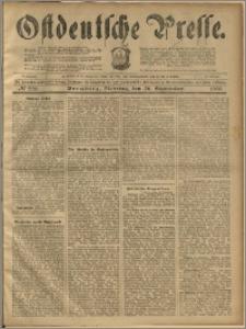 Ostdeutsche Presse. J. 23, 1899, nr 226