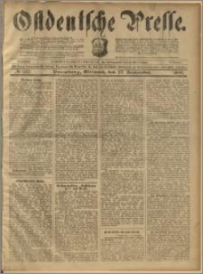 Ostdeutsche Presse. J. 23, 1899, nr 227