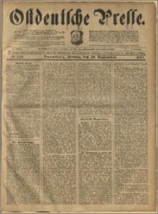 Ostdeutsche Presse. J. 23, 1899, nr 229