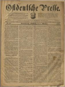 Ostdeutsche Presse. J. 23, 1899, nr 231