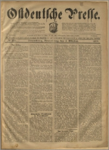 Ostdeutsche Presse. J. 23, 1899, nr 234