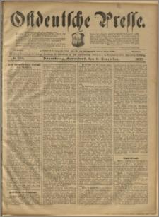 Ostdeutsche Presse. J. 23, 1899, nr 266