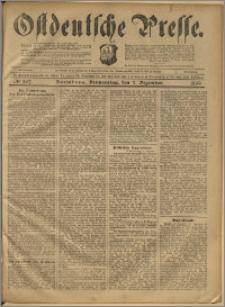 Ostdeutsche Presse. J. 23, 1899, nr 287