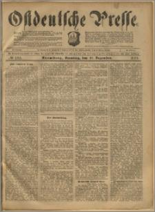 Ostdeutsche Presse. J. 23, 1899, nr 290