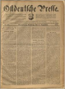 Ostdeutsche Presse. J. 23, 1899, nr 306