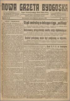 Nowa Gazeta Bydgoska. Organ Chrzescijańskiego Narodowego Stronnictwa Pracy 1921.01.13 R.1 nr 9
