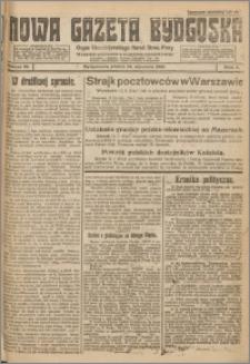 Nowa Gazeta Bydgoska. Organ Chrzescijańskiego Narodowego Stronnictwa Pracy 1921.01.14 R.1 nr 10