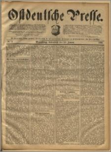 Ostdeutsche Presse. J. 14, 1890, nr 21