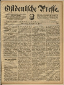 Ostdeutsche Presse. J. 14, 1890, nr 46