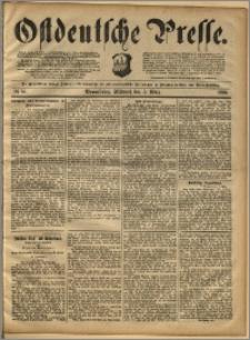 Ostdeutsche Presse. J. 14, 1890, nr 54