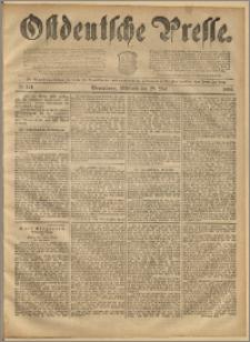 Ostdeutsche Presse. J. 14, 1890, nr 121