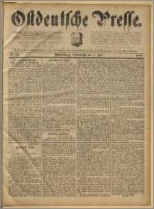 Ostdeutsche Presse. J. 14, 1890, nr 154