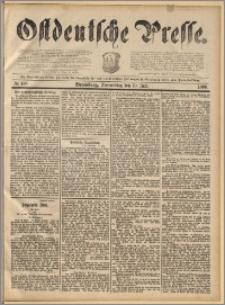 Ostdeutsche Presse. J. 14, 1890, nr 158