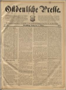 Ostdeutsche Presse. J. 14, 1890, nr 237