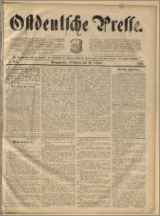 Ostdeutsche Presse. J. 14, 1890, nr 253