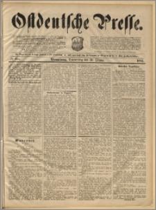 Ostdeutsche Presse. J. 14, 1890, nr 254