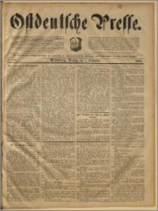 Ostdeutsche Presse. J. 14, 1890, nr 281