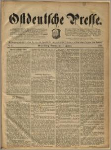 Ostdeutsche Presse. J. 16, 1892, nr 2