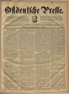 Ostdeutsche Presse. J. 16, 1892, nr 5