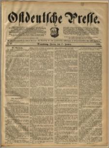 Ostdeutsche Presse. J. 16, 1892, nr 12