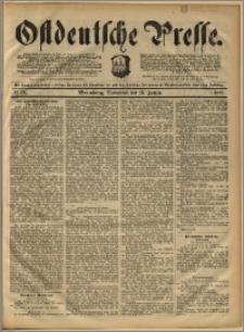 Ostdeutsche Presse. J. 16, 1892, nr 13