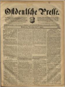 Ostdeutsche Presse. J. 16, 1892, nr 17