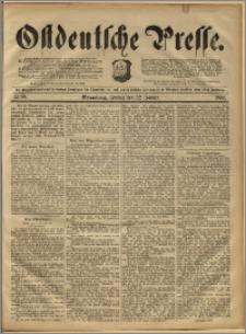 Ostdeutsche Presse. J. 16, 1892, nr 18