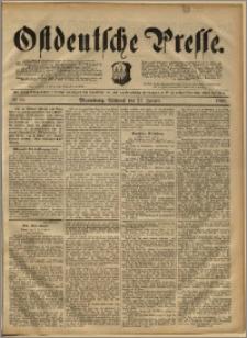 Ostdeutsche Presse. J. 16, 1892, nr 22