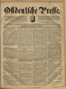 Ostdeutsche Presse. J. 16, 1892, nr 27