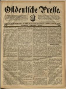 Ostdeutsche Presse. J. 16, 1892, nr 28