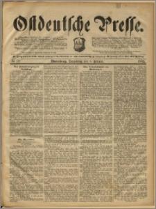 Ostdeutsche Presse. J. 16, 1892, nr 29